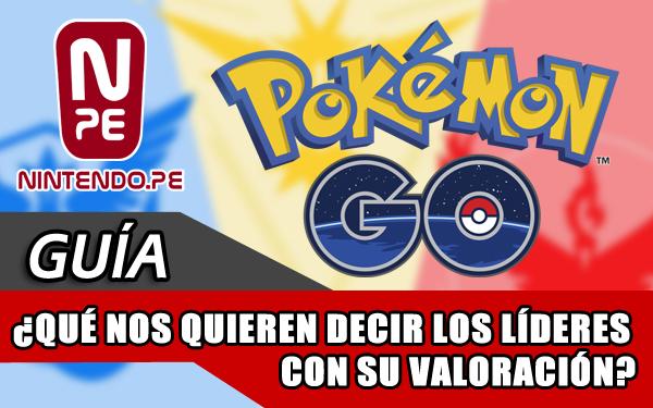Guía Pokémon Go Qué Significan Las Frases De Valoración De