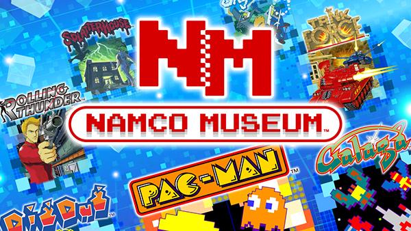 Nota De Prensa La Coleccion De Juegos Retro Namco Museum Ya Esta