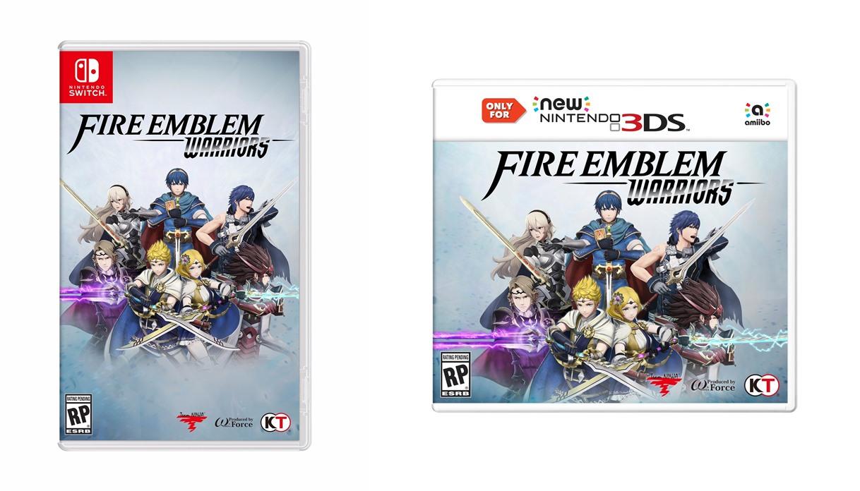 Resultado de imagen de FIRE EMBLEM WARRIORS 3DS