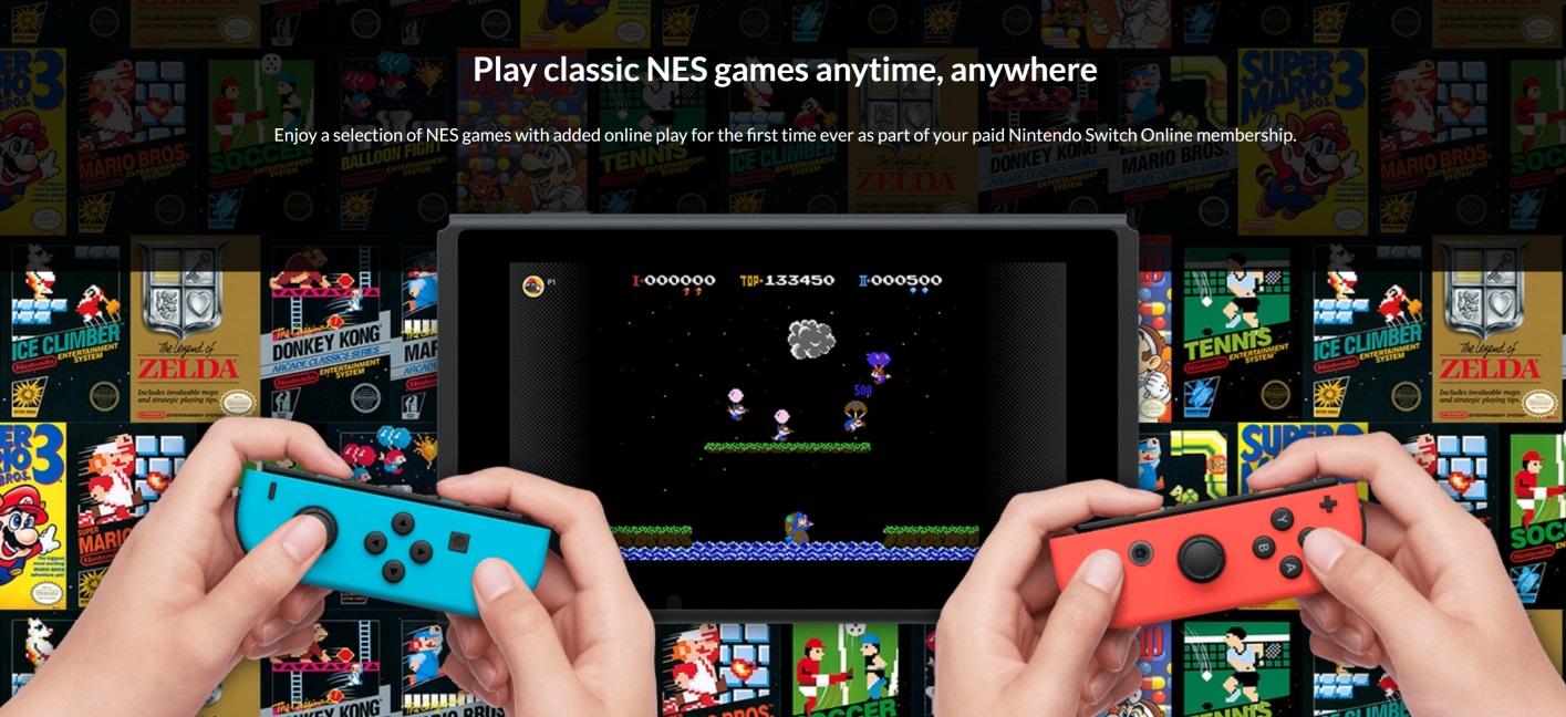 Lanzamiento De Nintendo Switch Online Tendra 20 Juegos De Nes Npe